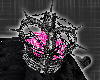 *Chained Pink Rose Crown