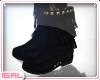 ► Vibe .Fringed boots