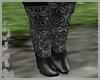 Western Boots Grey