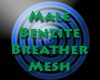Male Breather Mesh
