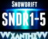 Snowdrift Xmas intro