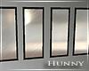 H. Wall Mirrors Black