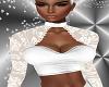 FG~ Sexy White Lace Top