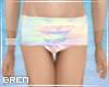 Kids TyeDye Bikini Btms