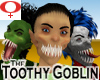 Toothy Goblin -Female