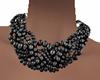 Black Pearls Neckless