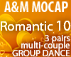 Romantic 10: GROUP Dance