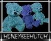 Blue Snuggle Bears