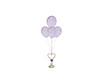 Lilac Wedding Balloon
