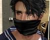 Black COVID-19 Mask {M}