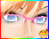 ~R~ Glasses pink M