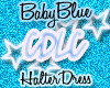 C.D.L.C BabyBlue