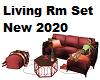 Living Rm Set New 2020