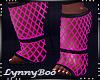*Mandy Hot Pink Heels