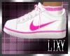 {LIX} Pink Kicks