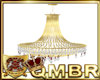 QMBR Crystal Chandelier