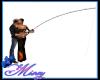 couple fishing pole