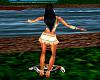 Native Tribal Line Dance