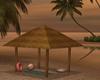 Beach Gazebo Kiss