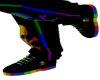 Rainbow skull kicks