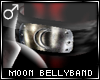 !T Moon bellyband [M]