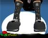 Skull Rock Boots
