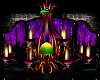 (DN) Candle Chandelier