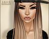 -J- Snapback Hair blk pl