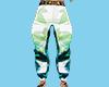 Pants Peacock 133