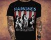 RR| V Ramones t-shirt