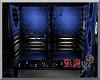 blue rose cabinet