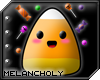 Floating Candy Corn
