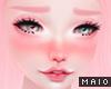 🅜 PINKU: pink brows