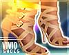 (ViO) Caramel Sandals