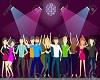 Club Dance 14 ppl