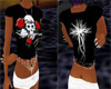 [Blacky]teeshirt emo