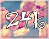 24k Sticker