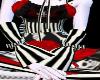 lolita joker gloves