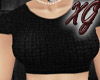 ~XG~Crop Top Sweater G