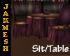 Peachy:: Wedding Table