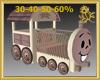 Toy Train Crib