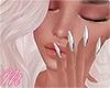 ☾ Nails metallic [YV]