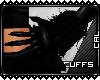 [c] DarkWolf Fur Cuffs