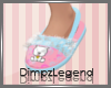 [D]Puppy NG Slippers
