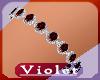 (V)Ruby Bracelet Left