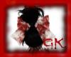 (GK) Bloody Hair Bow W