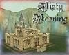 Misty Morning Castle