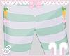 Kids Striped Pants