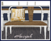 Beale Dining Bench