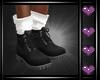 e Safari Boots Black
